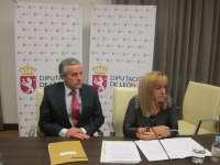 Ayuntamiento y Diputación de León liderarán el Consorcio del Aeropuerto, cuyo presupuesto será de 116.000 euros en 2013
