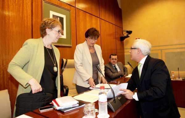 El Parlamento aprueba este martes el dictamen sobre el Proyecto de Ley del Presupuesto de la Junta para 2013
