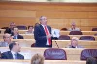 Aldama pregunta en el Senado sobre el efecto de la amnistía fiscal en La Rioja