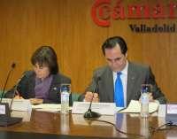 Universidad Nebrija y Cámara de Comercio ofrecerán grados, postgrados y cursos a empresas y trabajadores de Valladolid
