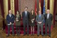 Entregados a la Mancomunidad de SSB de la zona de Allo y a Pauma el Premio a la Calidad de los Servicios Sociales