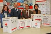 Unas 2.000 familias se beneficiarán del Plan de Ayuda a Personas Vulnerables de Cruz Roja Salamanca