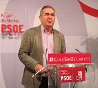 Tovar reprocha a Valcárcel que no planteara un objetivo de déficit más flexible en la pasada Conferencia de Presidentes