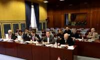 Aprobado el dictamen del Proyecto de Ley de Presupuestos de la Junta para 2013, que no incluye ninguna enmienda de PP-A