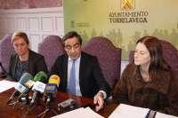 El Ayuntamiento contratará en 2013 a 55 parados para trabajar en la ribera del Besaya y el Monte Dobra