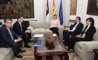 Junta de C-LM se compromete a tener pagada la deuda con la Universidad de Alcalá en 2015