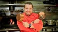 El chef Alberto Chicote, padrino de honor de la Segunda promoción de la Escuela Internacional de Cocina