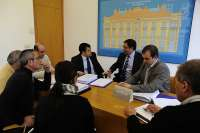 El comité de empresa de la Diputación de Ourense espera