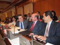 El Pleno aprueba el presupuesto para 2013, con los votos a favor del gobierno y en contra de la oposición