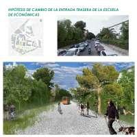 Proponen reutilizar solares, crear huertos urbanos y eliminar barreras para regenerar el barrio de El Ejido