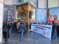 Caja3 abre el periodo de consultas para el procedimiento de despido colectivo, según los sindicatos