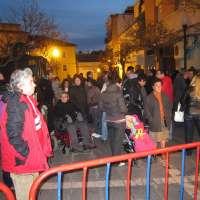 Más de medio centenar de personas exigen en Mérida que los PGEx incrementen los fondos para una renta básica extremeña