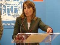 Elena Nevado insiste en que el Cefot de Cáceres permanecerá