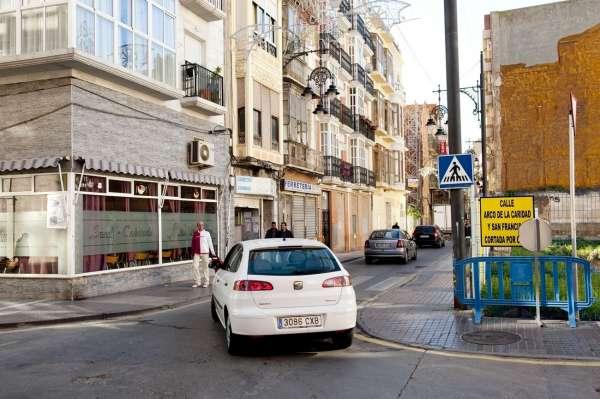Las obras del casco de Cartagena legan este miércoles a la calle del Duque