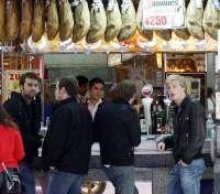 La facturación del sector servicios cae en Canarias un 6,7% en octubre