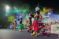 Los 36 grupos que participarán en los concursos del Carnaval del Gran Baile de Máscaras ya conocen el orden de salida