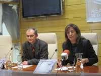 El Parlamento de Extremadura alberga un total de 14 exposiciones en 2012