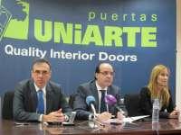 Puertas Uniarte supera el concurso de acreedores y confía en alcanzar en cinco años la cuota de mercado del 2008