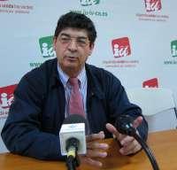 Valderas, ante el ERE de Roca, dice que Gobierno ha dejado a Junta