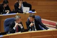 La Xunta aprobará los presupuestos de Galicia para 2013 el 27 de diciembre, en el mismo mes en que toma posesión