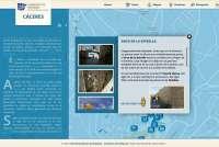 El legado judío de Cáceres se difunde a partir de ahora por Google