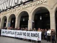 Los sindicatos presentan su propuesta a la dirección de Caja3 y este jueves se reunirán en el SIMA