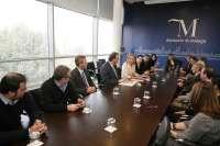 Diputación defiende la inclusión de la formación en turismo en el Plan de Turismo Sostenible 2013-2016