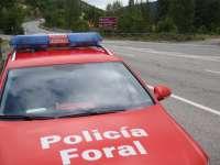 La Policía Foral pone en marcha una campaña especial de seguridad pública por Navidad
