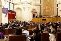 PSOE-A e IULV-CA no aceptan ninguna enmienda de PP-A en la primera jornada del debate final del Presupuesto de 2013