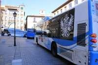 El billete ordinario y del búho del autobús urbano en Toledo mantienen sus precios en 2013