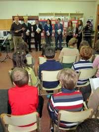 El libro 'Mi primer Unamuno' acerca la figura del escritor a los niños de Castilla y León