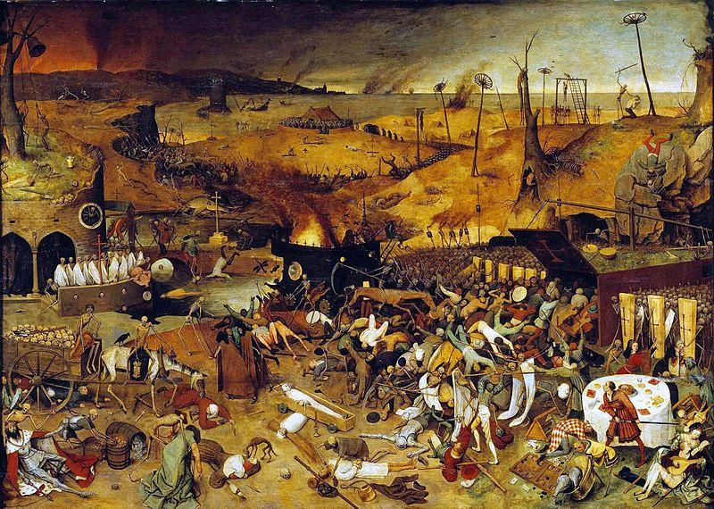 El triunfo de la muerte.