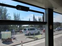 Las pruebas del tranvía en Actur y Parque Goya comienzan este jueves