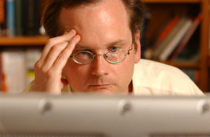 <p>Lawrence Lessig.</p>