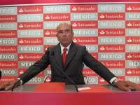 Botín prevé que los resultados del Santander en España se