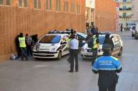 Cinco detenidos en una redada contra el tráfico de drogas en locutorios de Reus