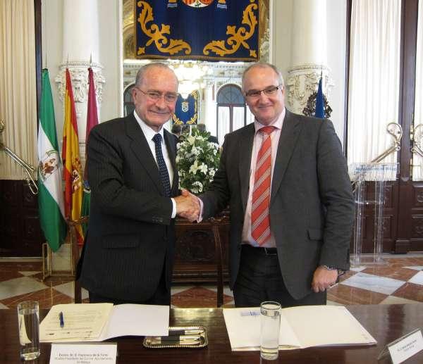 Málaga acoge dos proyectos que permitirán al Ayuntamiento y a las pymes dar servicios más eficientes