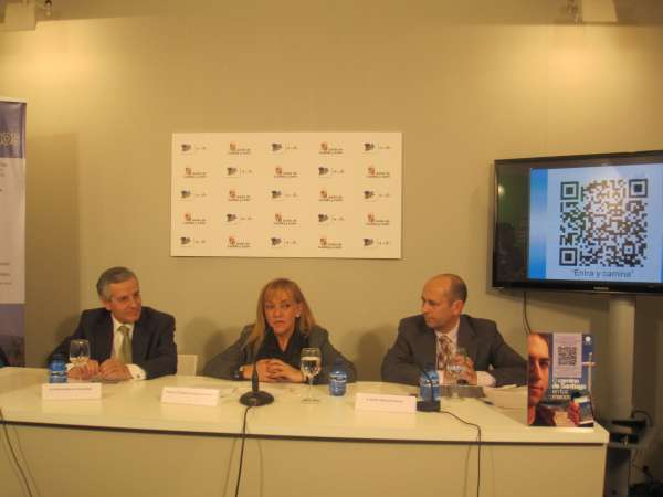 León presenta la aplicación para tablets y smartphones 'El Camino en tus manos'