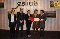 El Camino de Santiago recibe el premio al mejor producto de turismo activo en el apartado de cultura