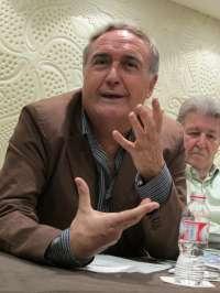 Vicente Molina Foix presenta este martes su libro 'La musa furtiva', dentro el ciclo 'Letras capitales'