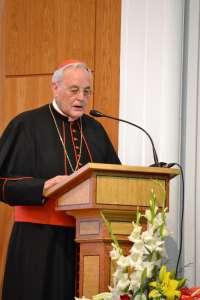 Carlos Amigo pronunciará hoy en Valladolid una conferencia sobre enfermedades de la sociedad y la crisis religiosa