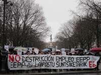 El comité de empresa de CEIN pide reducir los despidos de 45 a 29 y que los afectados
