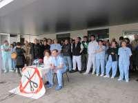 Trabajadores del CHN critican que