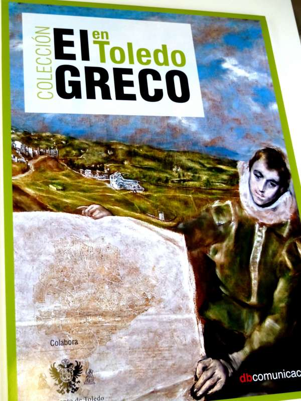 La guía 'El Greco en Toledo' ayudará a los turistas