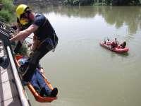 Los bomberos de Logroño han reducido su tiempo medio de respuesta en 7 segundos, hasta los 5 minutos y 24 segundos