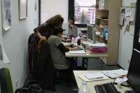Sólo un 45 por cien de la jornada laboral en España es productiva, según un estudio de Femeval
