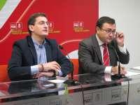 PSOE-A: La inversión para el eje central del Corredor Mediterráneo en Andalucía no da para