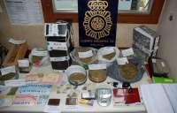 La Policía detiene a siete personas por tráfico de drogas