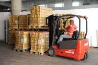 El Cabildo de La Gomera suscribe un convenio con Cruz Roja de 60.000 euros para atender programas de alimentos