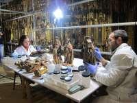 La Catedral ofrecerá visitas guiadas al Retablo Mayor en el ecuador de su proceso de restauración